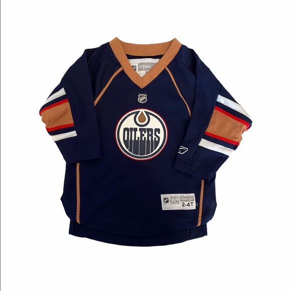 🍁3 for 20🍁 RBK NHL oilers jersey